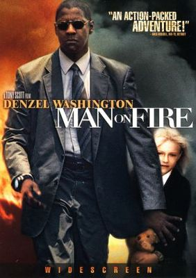 Man On Fire movie poster (2004) poster MOV_238697f8