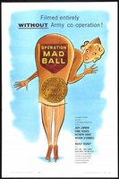 Operation Mad Ball movie poster (1957) picture MOV_238d6e2c