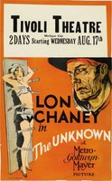 The Unknown movie poster (1927) picture MOV_23ab0af8