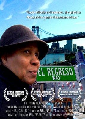 El Regreso Way movie poster (2009) poster MOV_23afa86d