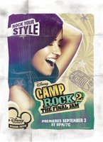 Camp Rock 2 movie poster (2009) picture MOV_23b15b06