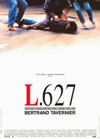 L.627 movie poster (1992) picture MOV_23b62e83