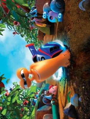 Turbo movie poster (2013) poster MOV_23b83a3b
