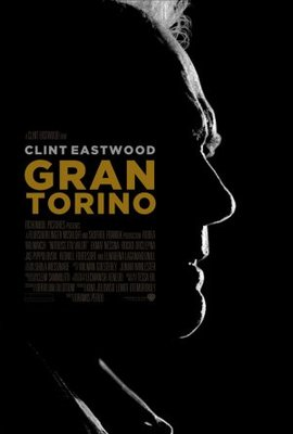 Gran Torino movie poster (2008) poster MOV_23b9ba98