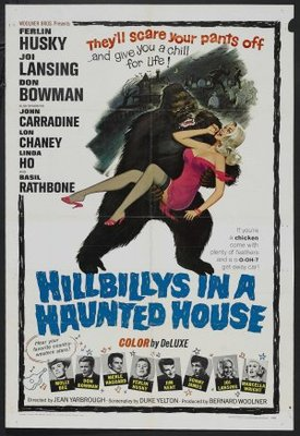 Hillbillys in a Haunted House movie poster (1967) poster MOV_23bdacb7