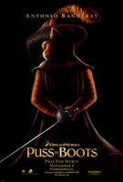 Puss in Boots movie poster (2011) picture MOV_23c07446