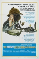 The Private Life of Sherlock Holmes movie poster (1970) picture MOV_23c54a2d