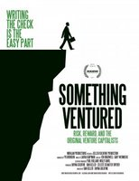 Something Ventured movie poster (2011) picture MOV_23c6a702