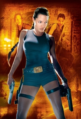 Lara Croft: Tomb Raider movie poster (2001) poster MOV_23ca0416