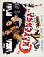 Cheyenne movie poster (1947) picture MOV_23ca4cf3