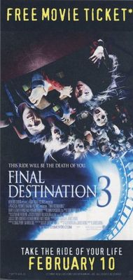 Final Destination 3 movie poster (2006) poster MOV_23cfba4e