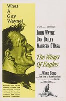 The Wings of Eagles movie poster (1957) picture MOV_e5eaa6da