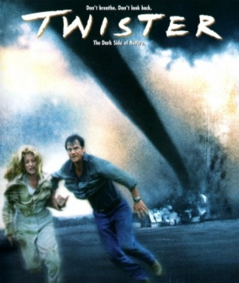 Twister movie poster (1996) poster MOV_23da6fc1