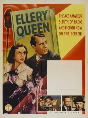 Ellery Queen, Master Detective movie poster (1940) poster MOV_23e2a15a