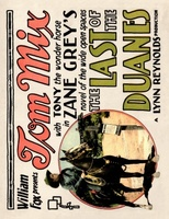 The Last of the Duanes movie poster (1924) picture MOV_23e7c118