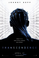 Transcendence movie poster (2014) picture MOV_23e98095