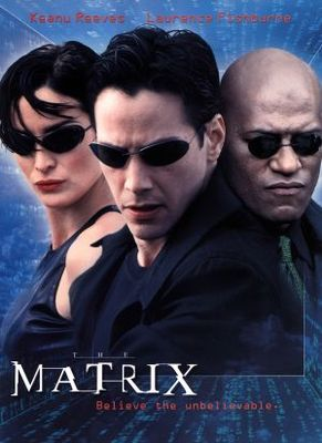 The Matrix movie poster (1999) poster MOV_23f26c23