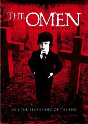 The Omen movie poster (1976) poster MOV_23f59c2c