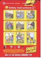 Snakes On A Plane movie poster (2006) picture MOV_240034d6