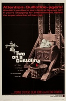 Two on a Guillotine movie poster (1965) picture MOV_24088539