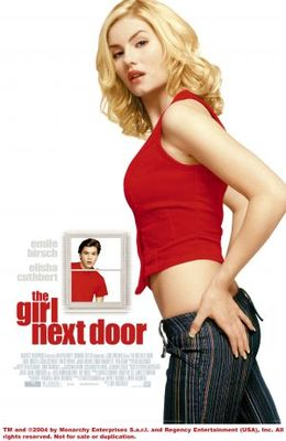 The Girl Next Door movie poster (2004) poster MOV_240e75eb