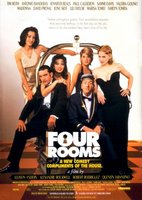 Four Rooms movie poster (1995) picture MOV_24119510