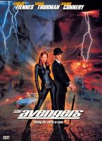 The Avengers movie poster (1998) picture MOV_241bf487