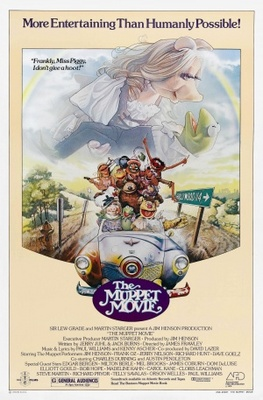 The Muppet Movie movie poster (1979) poster MOV_241c3265