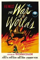 The War of the Worlds movie poster (1953) picture MOV_24261008