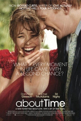 About Time movie poster (2013) poster MOV_242e4dcb
