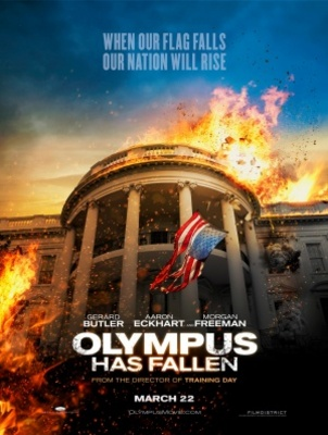 Olympus Has Fallen movie poster (2013) poster MOV_24344d6a