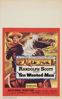 Ten Wanted Men movie poster (1955) picture MOV_2444d020
