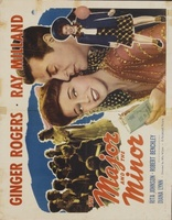 The Major and the Minor movie poster (1942) picture MOV_244d6d8e