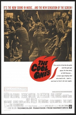 The Cool Ones movie poster (1967) poster MOV_2456fb89
