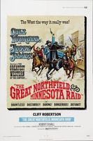 The Great Northfield Minnesota Raid movie poster (1972) picture MOV_245c9045