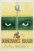 Donovan's Brain movie poster (1953) picture MOV_24649f56