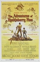 The Adventures of Huckleberry Finn movie poster (1960) picture MOV_246c65fd