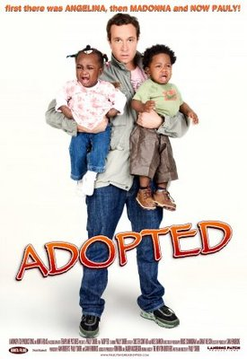 Adopted movie poster (2009) poster MOV_246de5a1