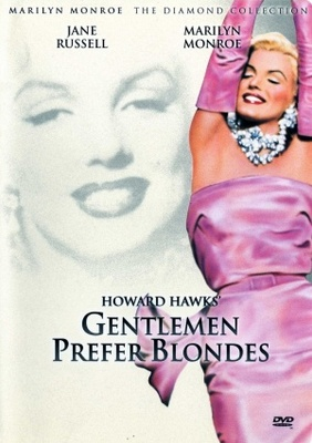 Gentlemen Prefer Blondes movie poster (1953) poster MOV_246eab2b