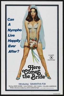 Here Comes the Bride movie poster (1978) poster MOV_246f6a26