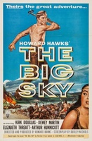 The Big Sky movie poster (1952) picture MOV_0cd2a2c3