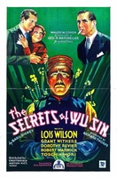 The Secrets of Wu Sin movie poster (1932) picture MOV_248d3814
