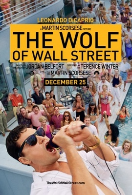 The Wolf of Wall Street movie poster (2013) poster MOV_24915dd5