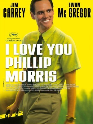 I Love You Phillip Morris movie poster (2009) poster MOV_2494281d