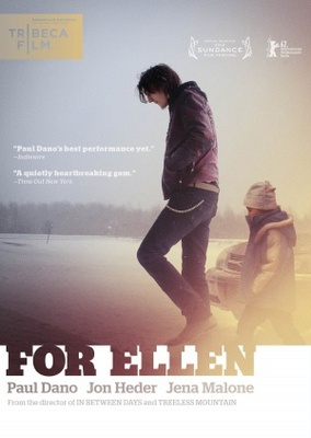 For Ellen movie poster (2012) poster MOV_249bff11