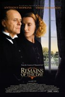 The Remains of the Day movie poster (1993) picture MOV_249fb0f4