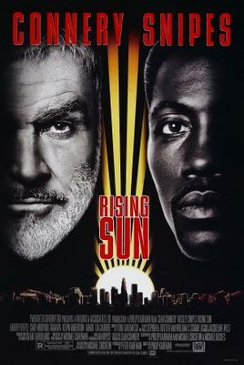 Rising Sun movie poster (1993) poster MOV_24a0993a