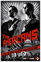 The Americans movie poster (2013) picture MOV_24a1808b
