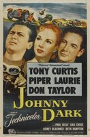 Johnny Dark movie poster (1954) picture MOV_24ac213c