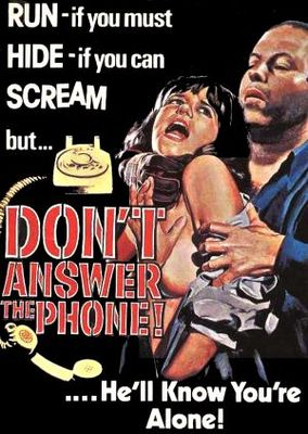 Don't Answer the Phone! movie poster (1980) poster MOV_24ac692a